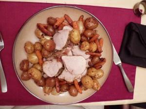 Pork Platter