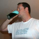 Mike Totman drink Romulan Ale